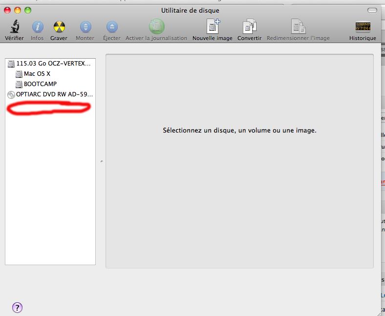 Burn DMG to DVD in macOS Mojave 10.14